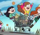 Mabel's Good Deeds Montage