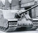 A39 Heavy Assault Tank Tortoise