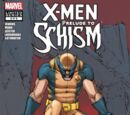 X-Men: Prelude to Schism (Volume 1) 4