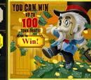Yami riku/Ways to Earn Town Points