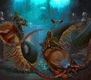 Centipede Raiders (Campaign Raid)