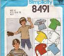 Simplicity 8491 B