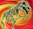 Dragon Fossile Tyrano Squelette