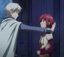 Akagami no Shirayukihime:Episode 5
