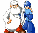 Mega Man Power Battle Fighters Images