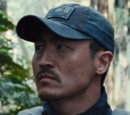 Jurassic World minor characters