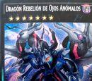 Dragón Rebelión de Ojos Anómalos
