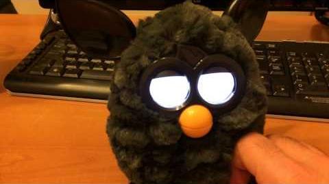 Black Furby 2012-0