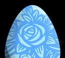 Blue Rose Donkey