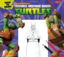 TMNT: How to Draw Teenage Mutant Ninja Turtles