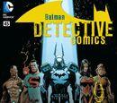 Detective Comics: De Gigantes y Hombres