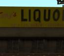 Tony's Liquor