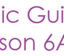 Music Guide Season 6A