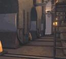 Steam engine room
