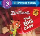 Zootopia books