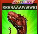 RRRRAAAWWWR! (2nd Anniversary)