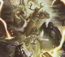 Dioses del Viejo Mundo