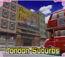 ضواحي لندن