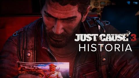 CuBaN VeRcEttI/Tráiler de historia de Just Cause 3