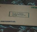 Lettre du ministère de la Magie à Harry Potter (1995)
