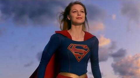 Hatebunny/Comic Book Showcase - Supergirl Pilot
