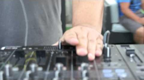 DJ ANDRE MARQUES @P12 - JURERE- 26 12 2010