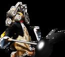 F Melodic Palico Armor (MH4U)