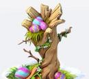 Easter Egg Stump
