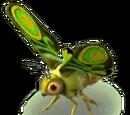 Giant Green Moth