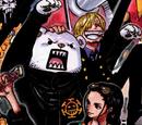 Personagens de Zou