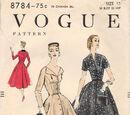 Vogue 8784