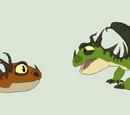 Stoker Class dragons