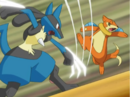 Maylene Lucario Metal Claw.png