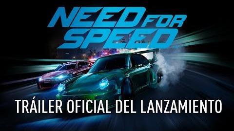 CuBaN VeRcEttI/Tráiler de lanzamiento de Need for Speed