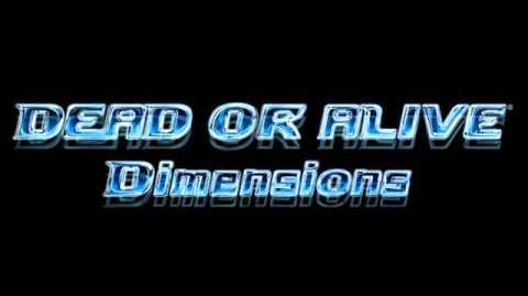Dead or Alive Dimensions game tracks