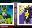 Cell vs Shadow the Hedgehog