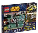 66495 Star Wars Super Pack 3 in 1