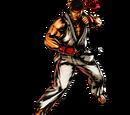Sonic vs. Street Fighter/Movelist (Street Fighter)