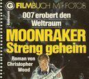 Moonraker - Streng geheim (Roman)