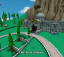 Mr. Burns' Mansion