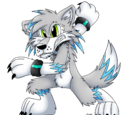 Paws the Wolf