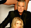 Eric Forrester and Brooke Logan