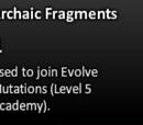Archaic Fragment