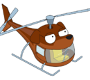 Dog Peter Copter