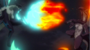 Igneel and Acnologia continue their fight.png