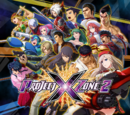 Project X Zone 2 Images