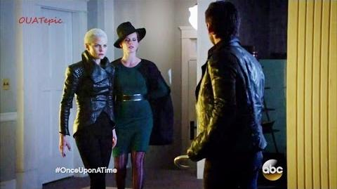 "Once Upon A Time 5x08 Hook Uses the Potion on Emma ""Birth"" Season 5 Episode 8"