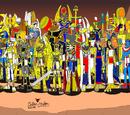 Pharaoh's Guardians