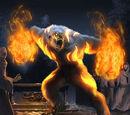 Firefist Uranti