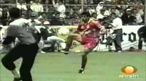 Los mejores goles de José Saturnino Cardozo - ORGULLO DE TOLUCA (OFICIAL)